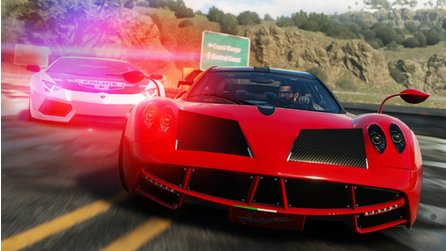 The Crew: Calling All Units - Neues Addon: Wilde Verfolgungsjagden mit der Polizei