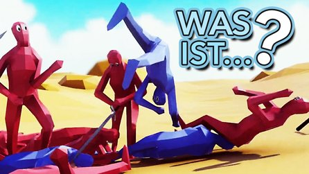 Was ist ... Totally Accurate Battle Simulator? - Youtube liebt dieses Spiel