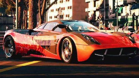 World of Speed - Debüt-Trailer zum MMO-Racer der Project-Cars-Macher