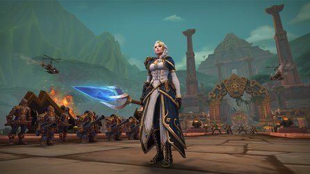 World of Warcraft - Start und alle Änderungen der Battle for Azeroth Season 2