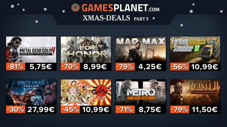 X-Mas Deals Part 3 - For Honor für 8,99€
