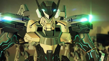 Zone of the Enders: The 2nd Runner - Trailer vergleicht HD-Grafik mit Original von 2003