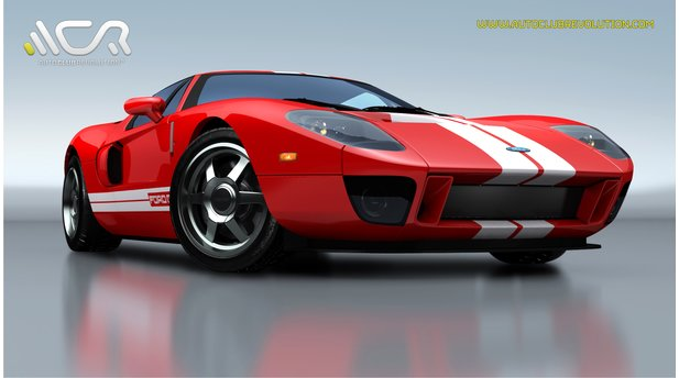 <b>Auto Club Revolution</b><br>Ford GT