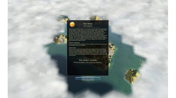 Civilization 5 - DLC Civilization and Scenario Pack Polynesia