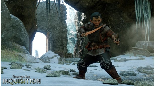 Dragon Age: InquisitionScreenshot vom neuen Multiplayer-Charakter Pala.