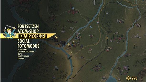 Fallout 76 Karte Deutsch.Fallout 76 Skill Guide Zu Perks Stats Den Besten Builds
