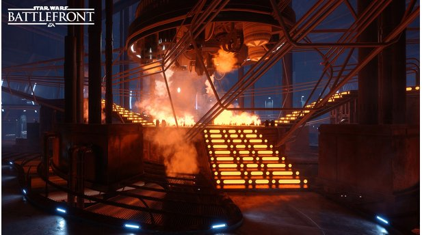 Star Wars: Battlefront - Screenshots zum Bespin-DLC