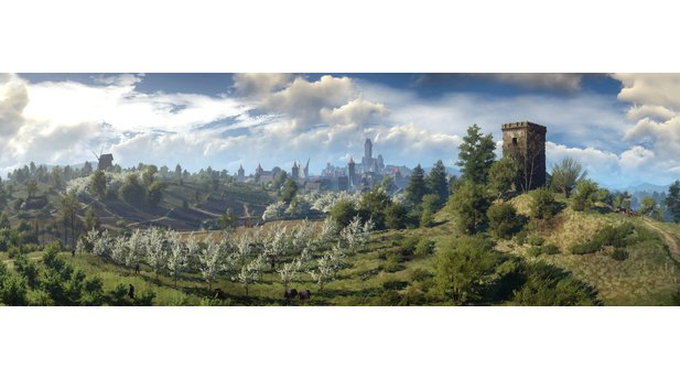 The Witcher 3: Wild Hunt - Panorama-Screenshots