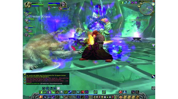 World of Warcraft Burning Crusade - Bilder aus dem Testbericht