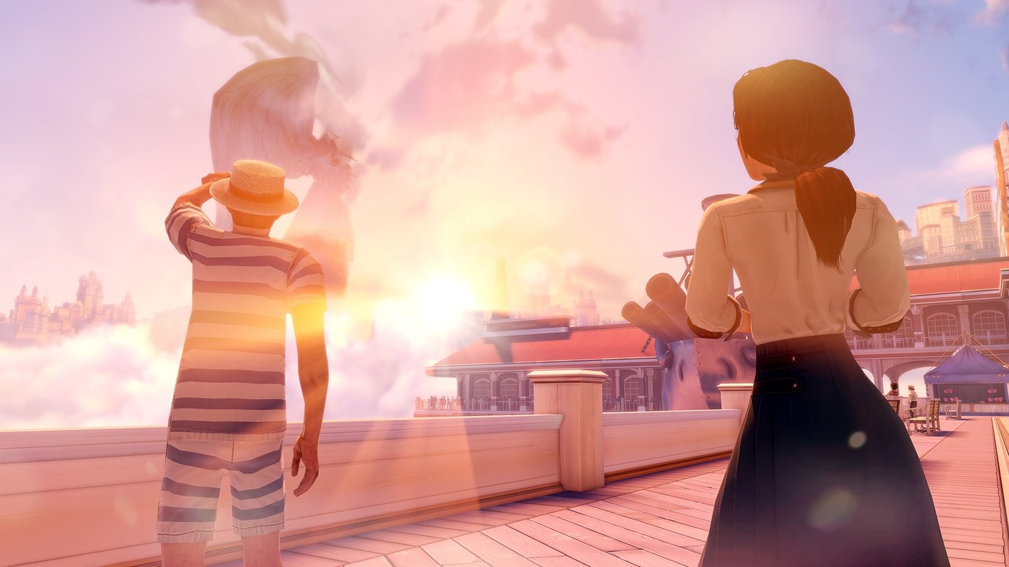 Bioshock Infinite - Screenshots