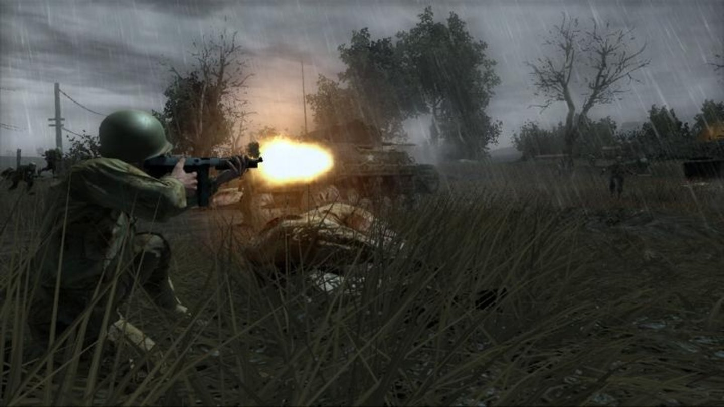 call of duty 3 wii 6