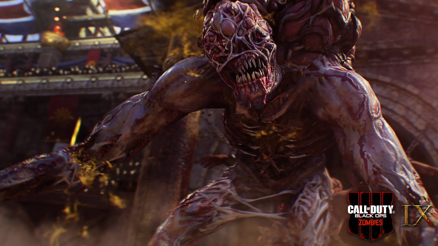 Call of Duty: Black Ops 4Zombie-Modus IX