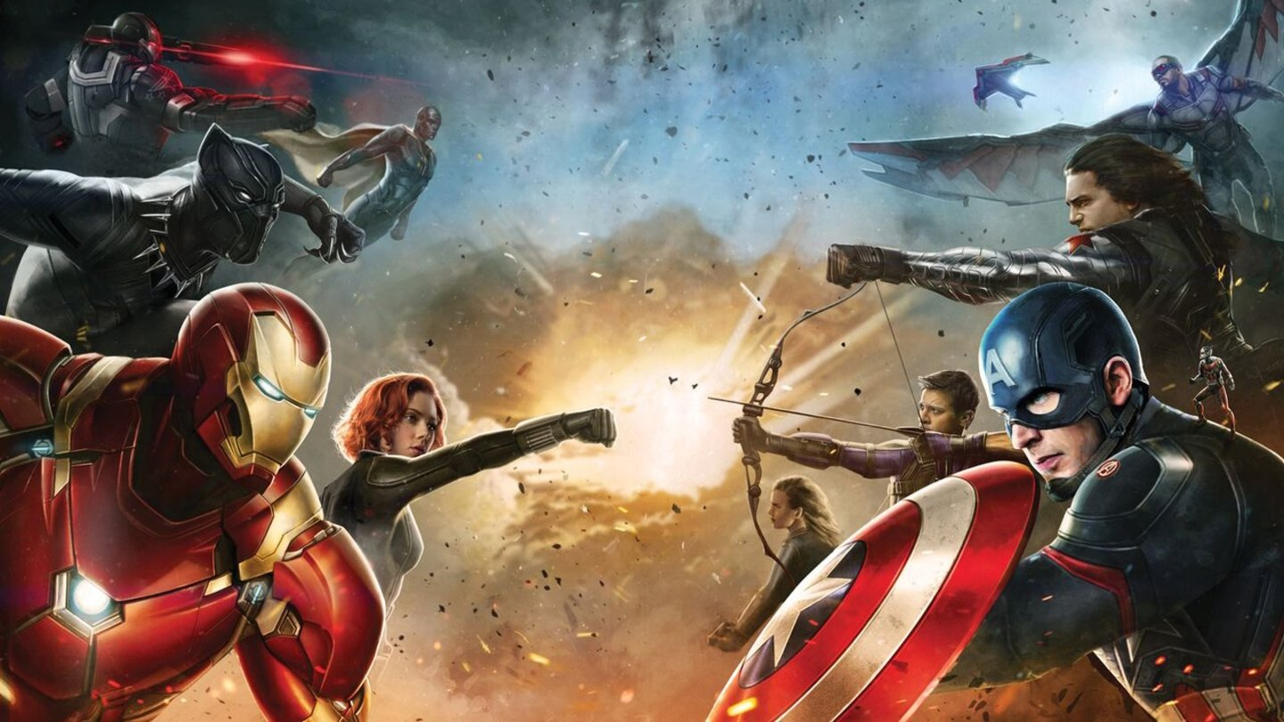 Captain America: Civil War (Mai 2016)