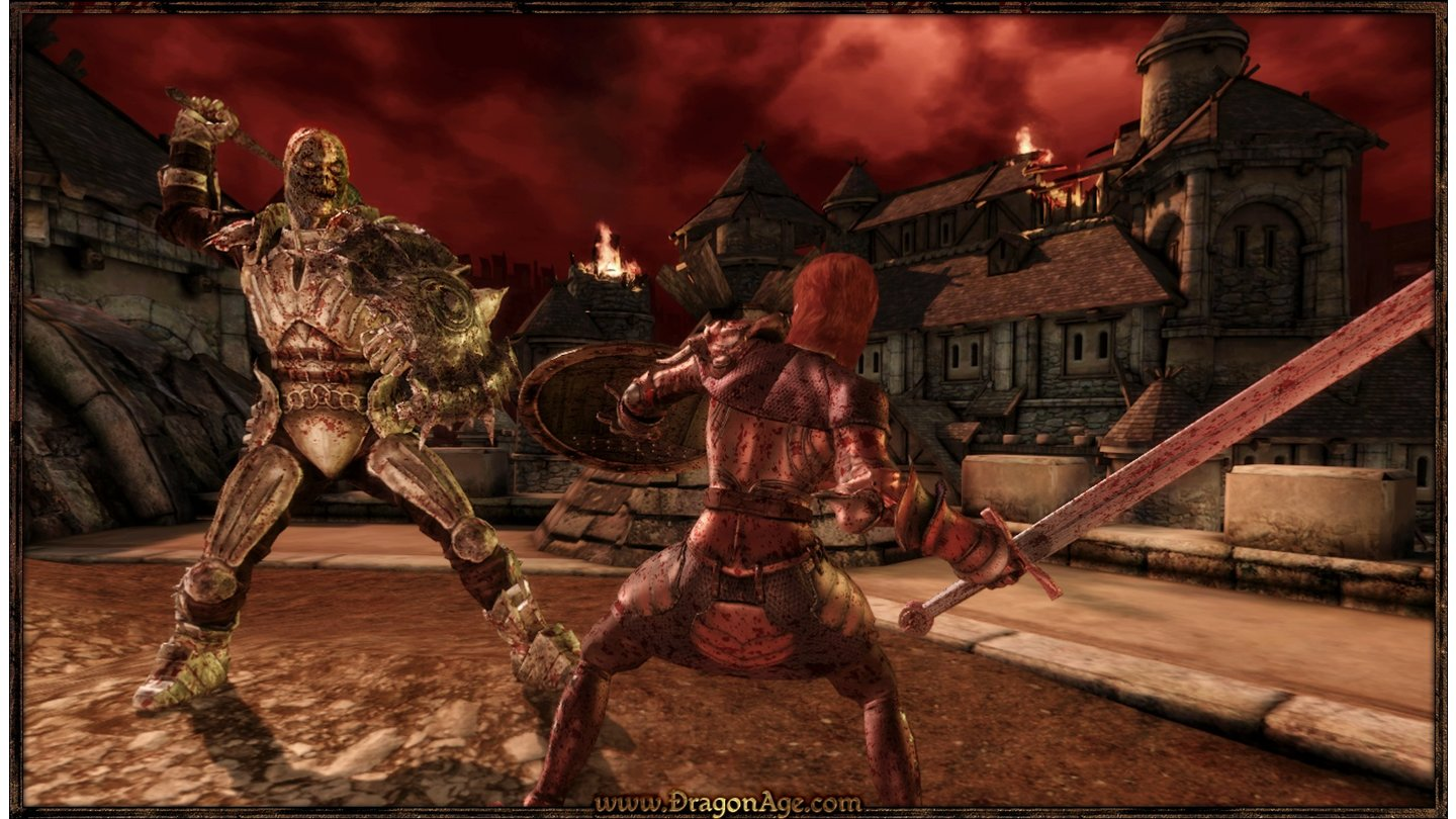 Dragon Age: Origins - Hurlocks