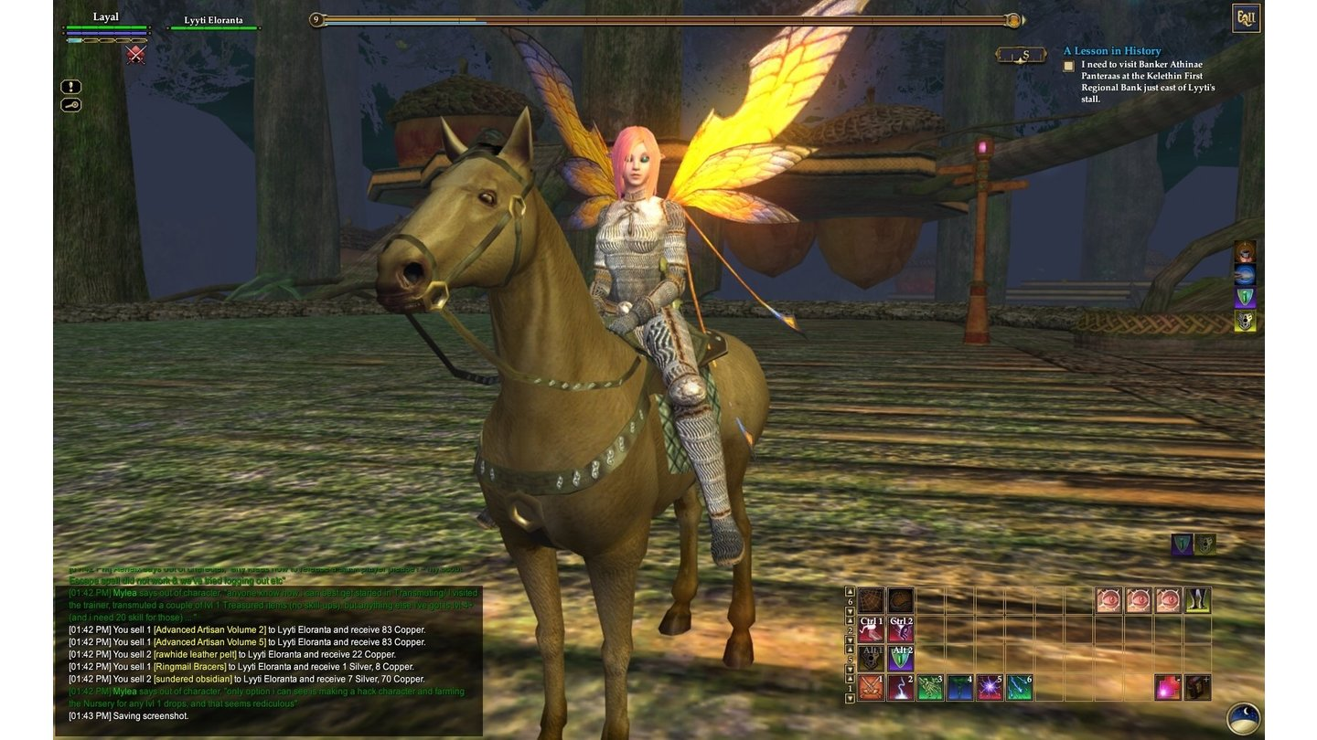 Everquest 2: Echoes of Faydwer 21