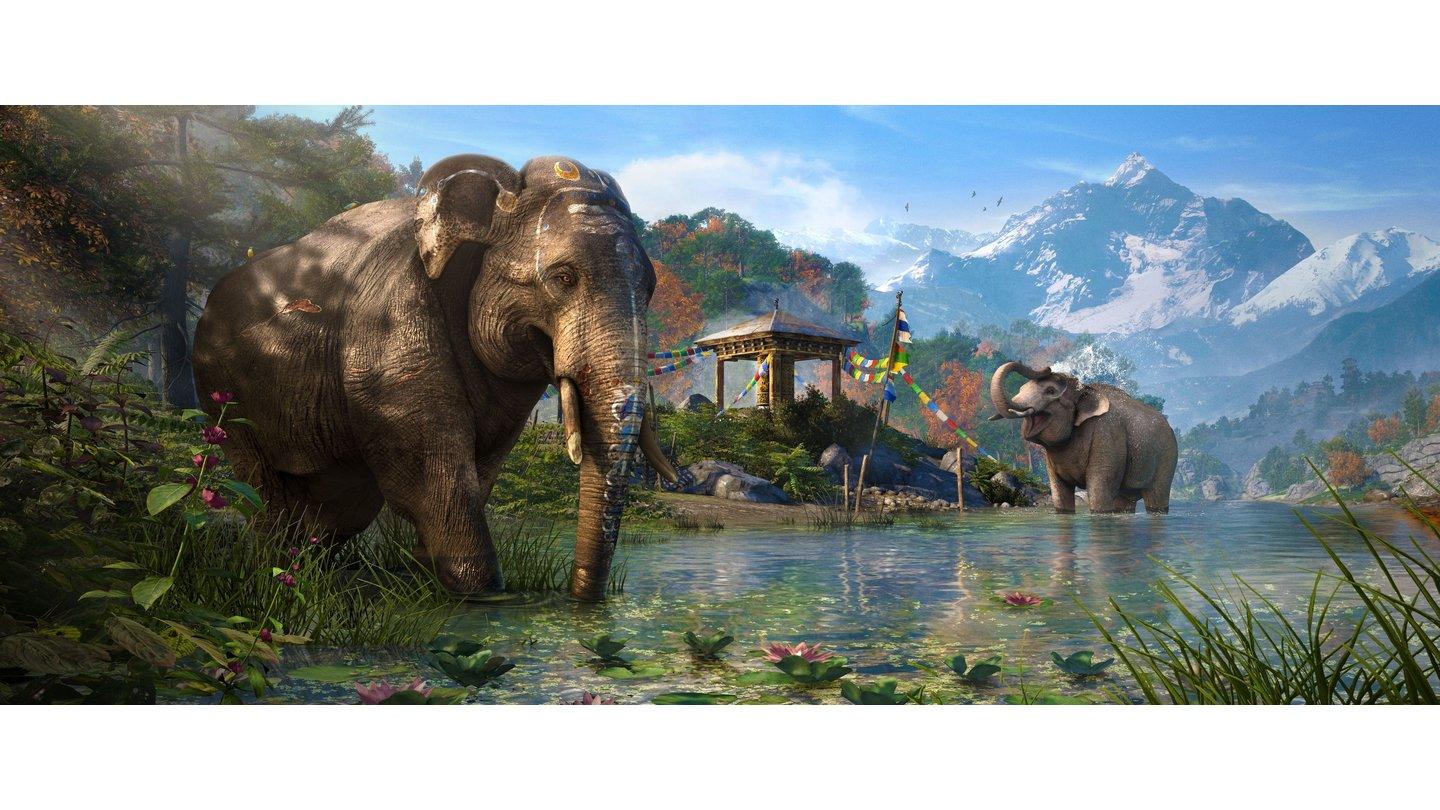 Far Cry 4 - gamescom-Screenshots 2014