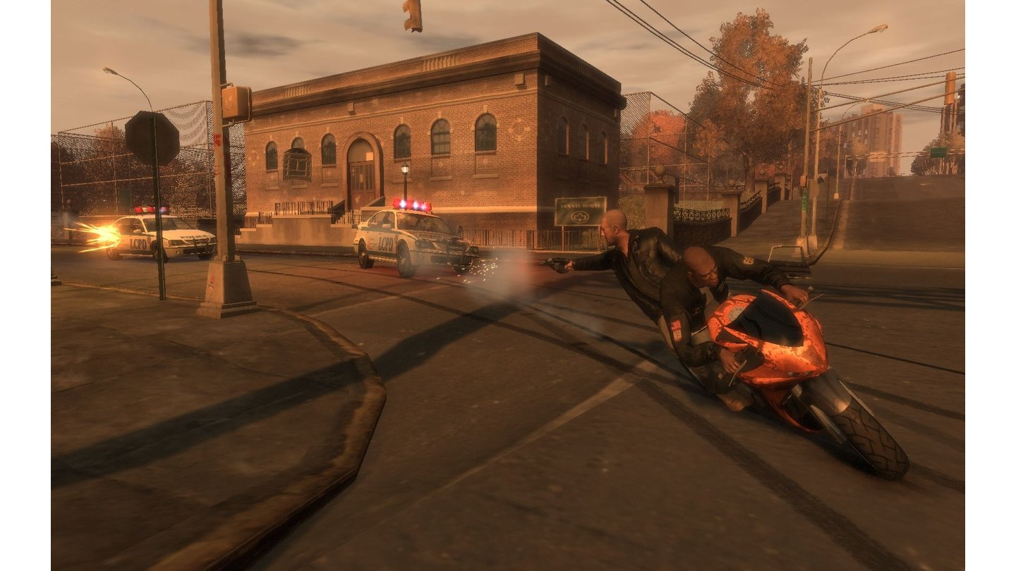 GTA 4: Episodes from Liberty City - PC-Test-Version