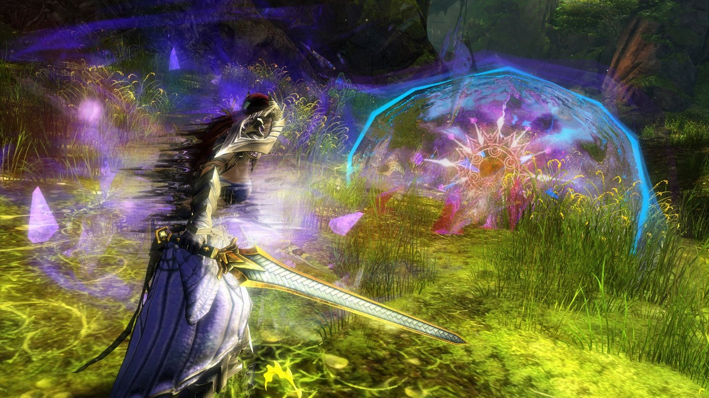 Guild Wars 2: Heart of Thorns - Screenshots zur Chronomancer-Klasse