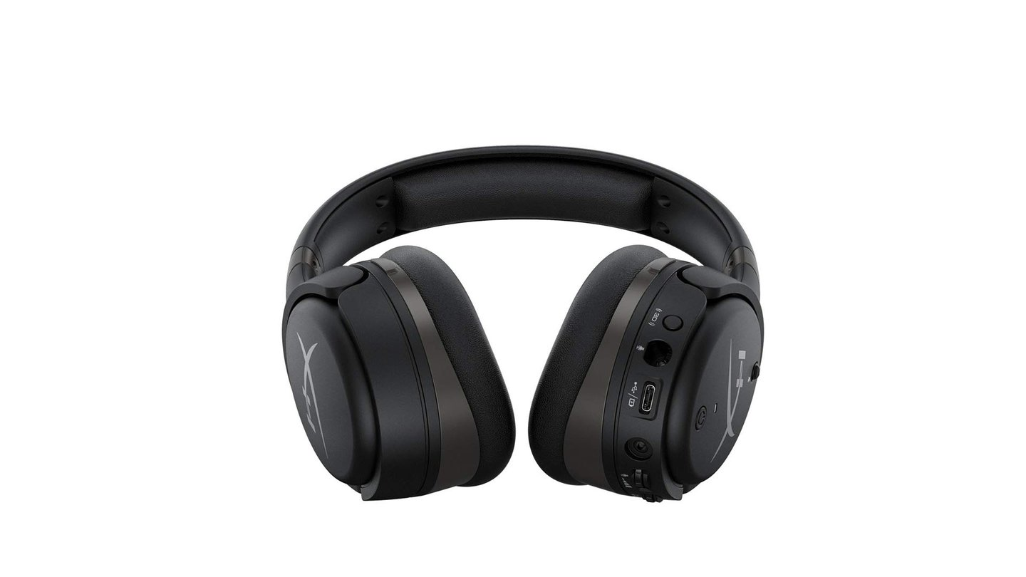 HyperX Cloud Orbit S Anschluesse