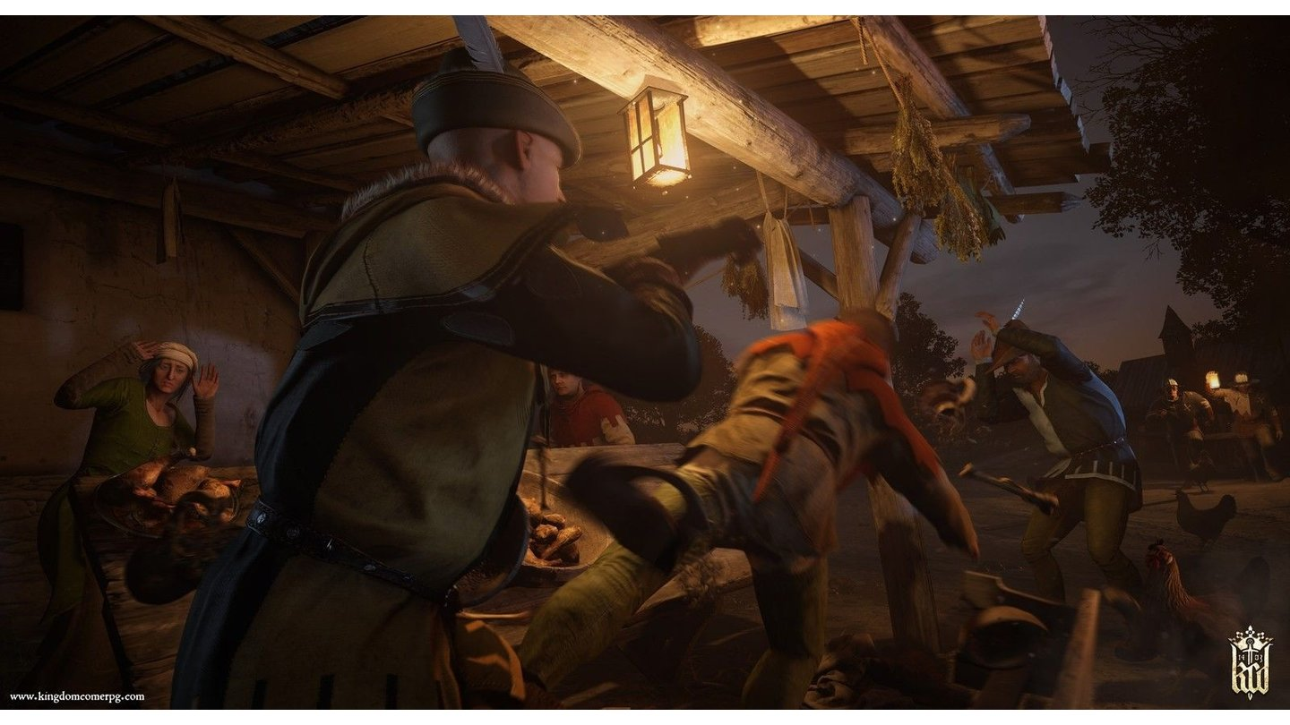 Kingdom Come: Deliverance - Screenshots