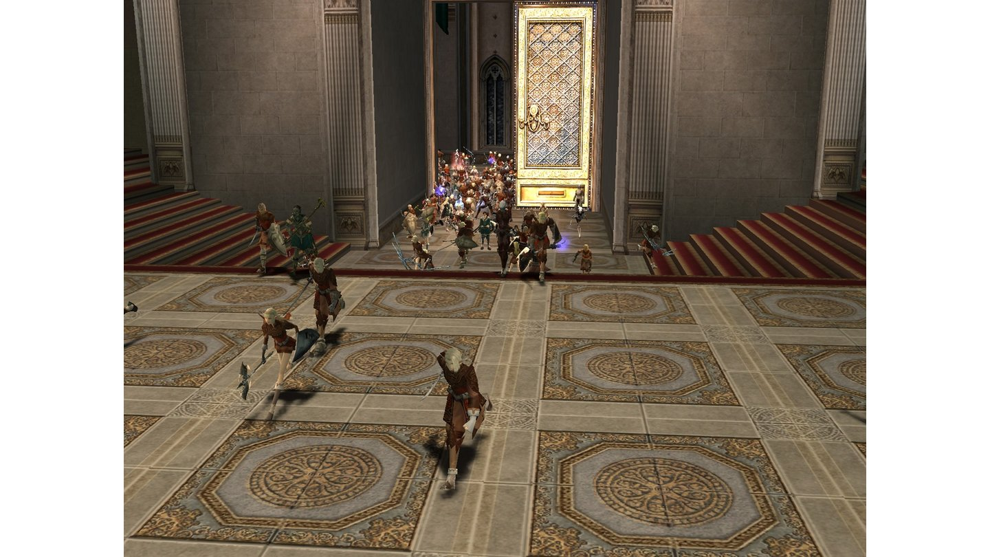 LINEAGE II - aden castle_under siege3