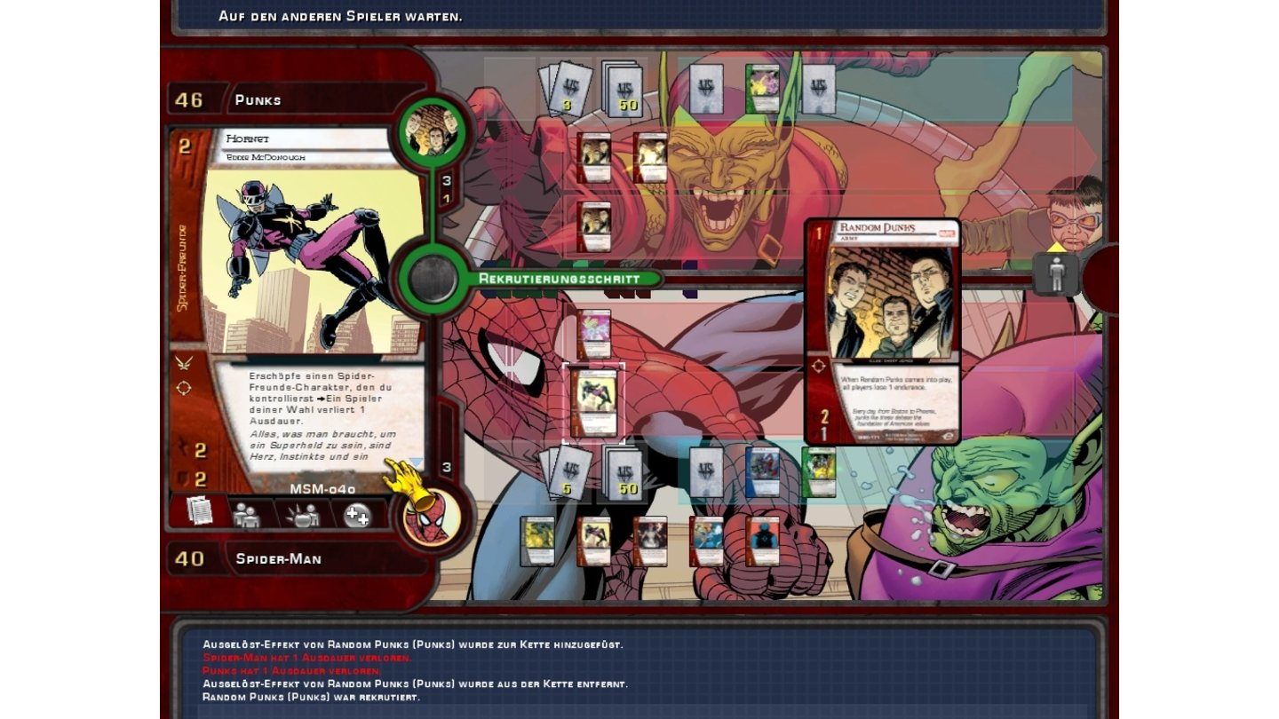 Marvel Trading Card Game 6