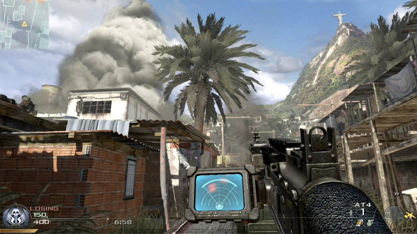 Modern Warfare 2 - Multiplayer