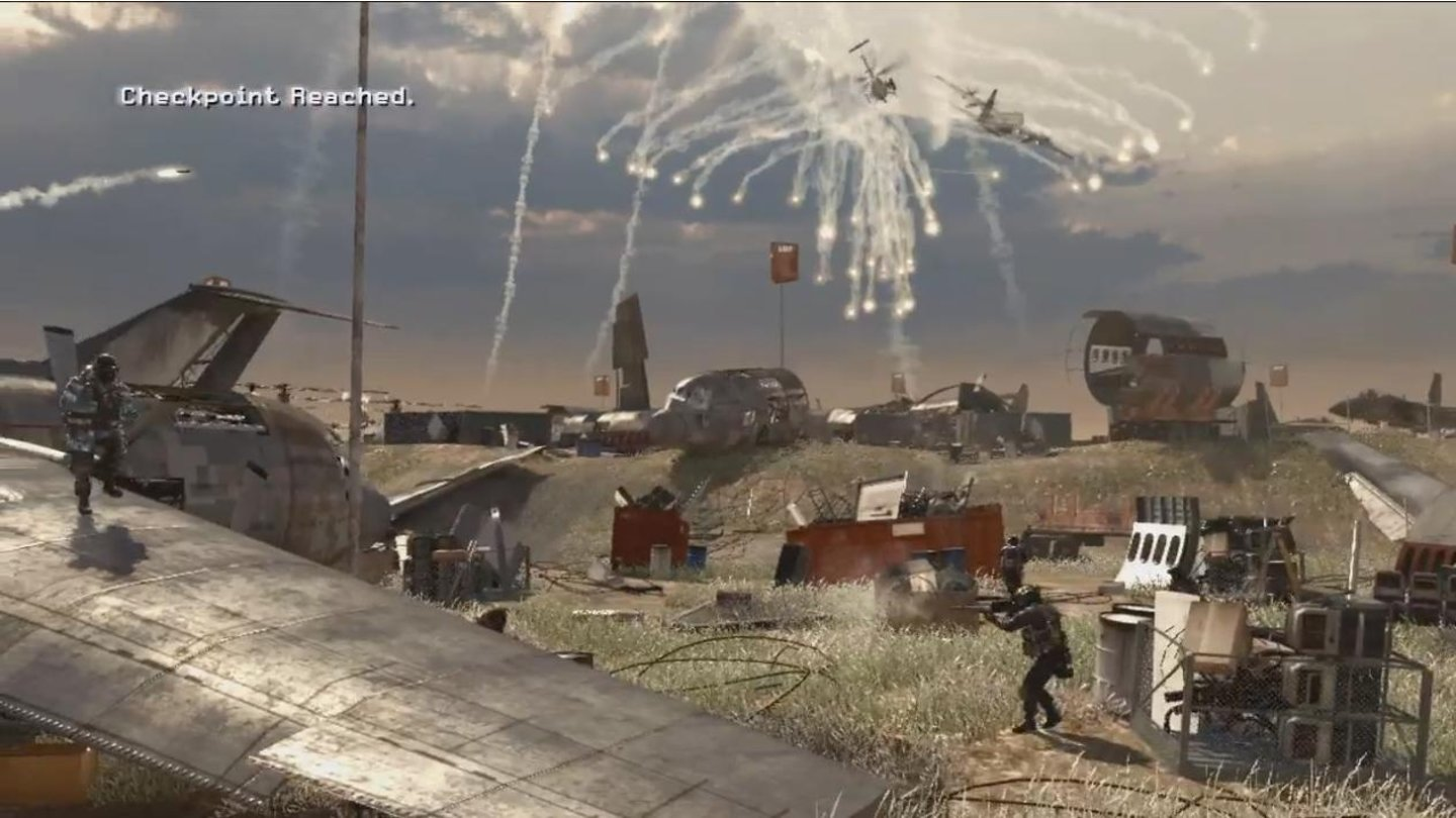 Modern Warfare 2 - Reveal-Trailer