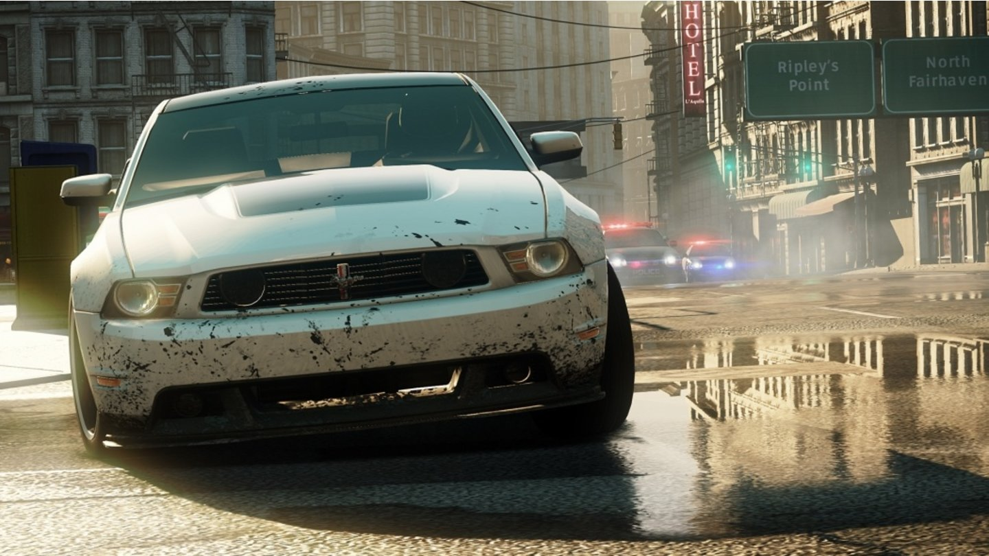 Need for Speed: Most WantedFord Mustang
