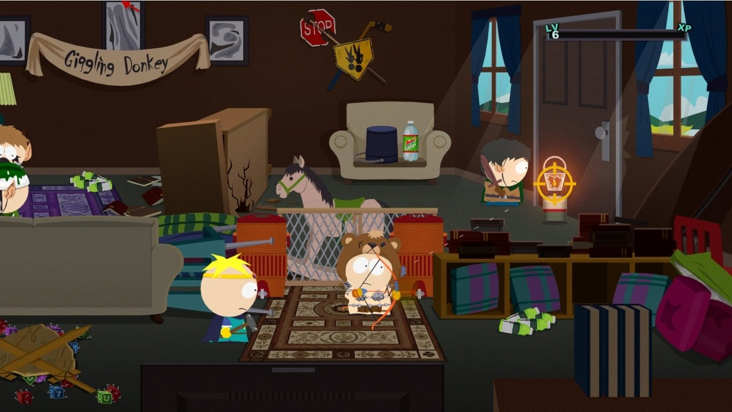 South Park: The Stick of Truth - Screenshots von der Gamescom 2013