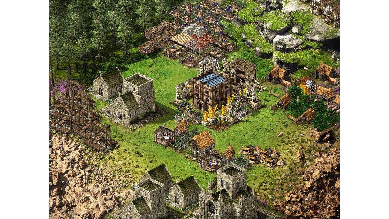 Stronghold Kingdoms Dorf Einnehmen