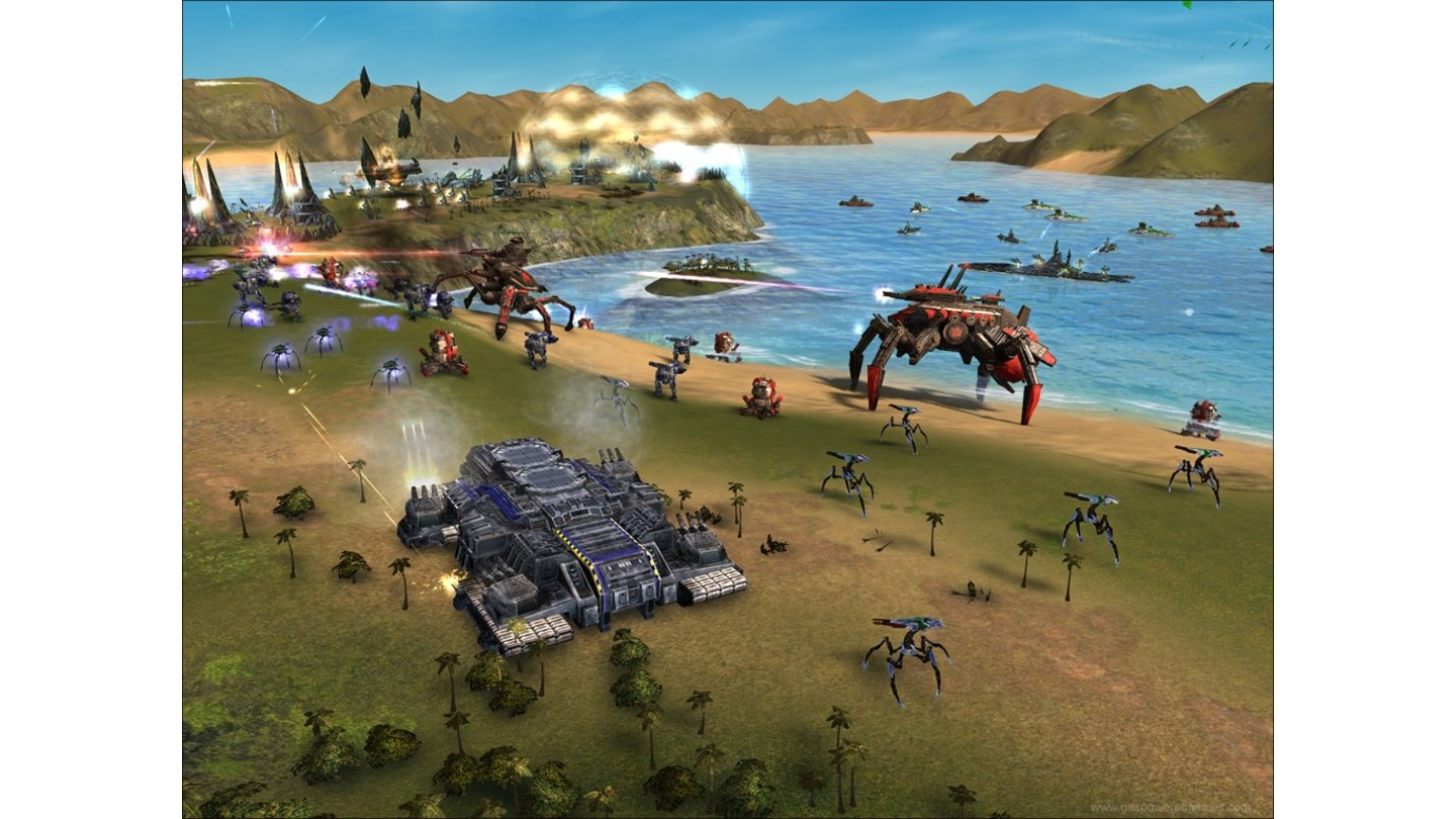 Supreme Commander: Forged Alliance 13