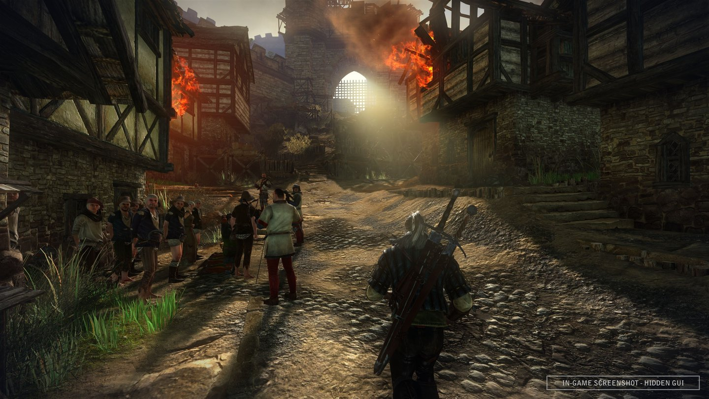 The Witcher 2: Peasants
