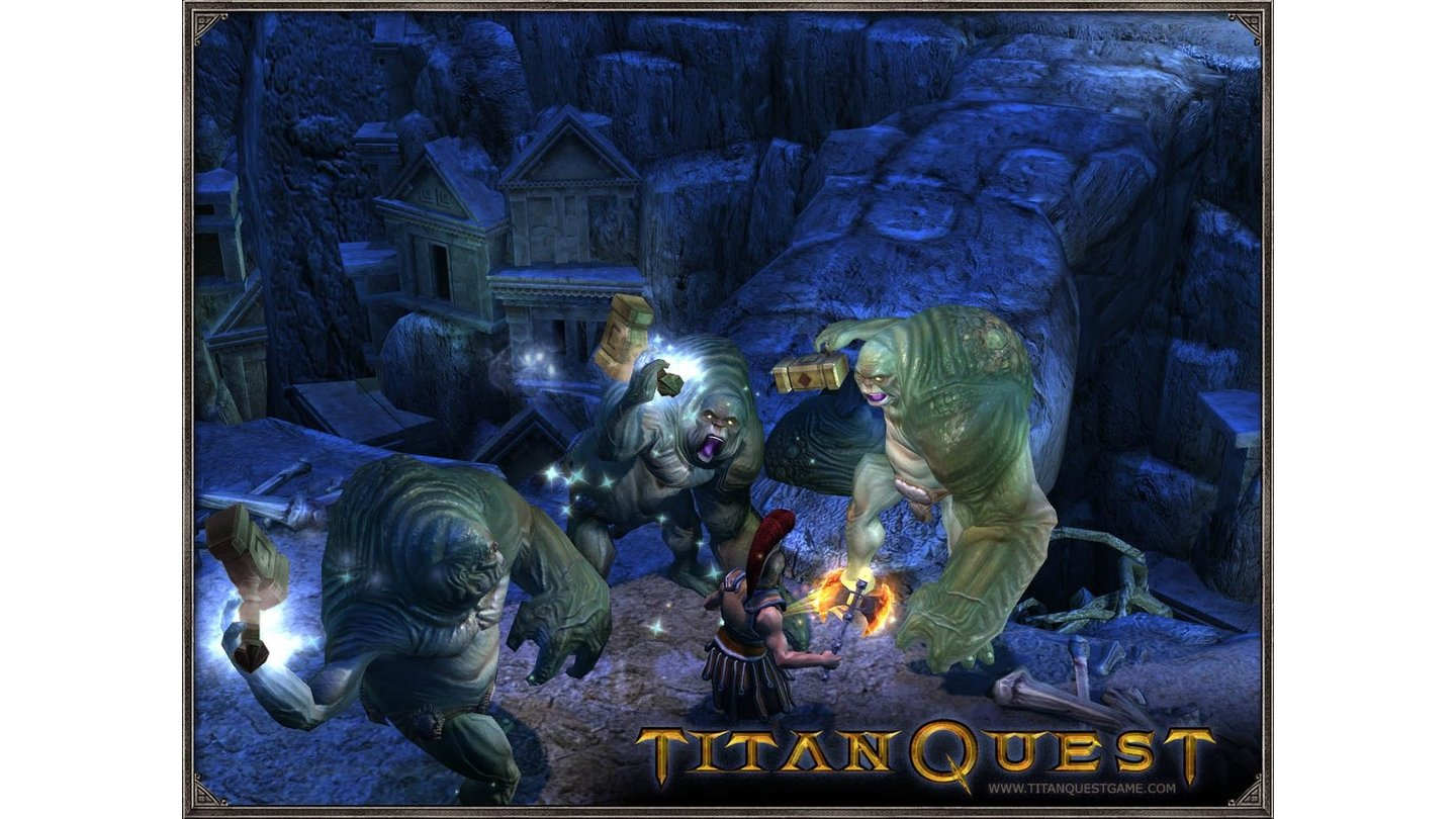 Titan Quest: Immortal Throne 1