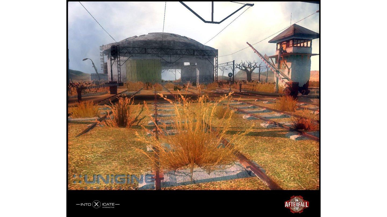 Unigine Engine in Spielen