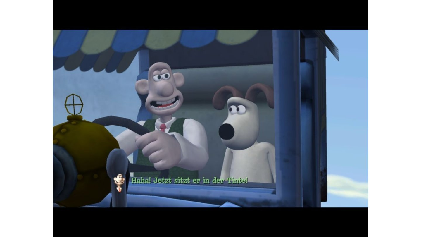 Wallace & Gromit: The Muzzle