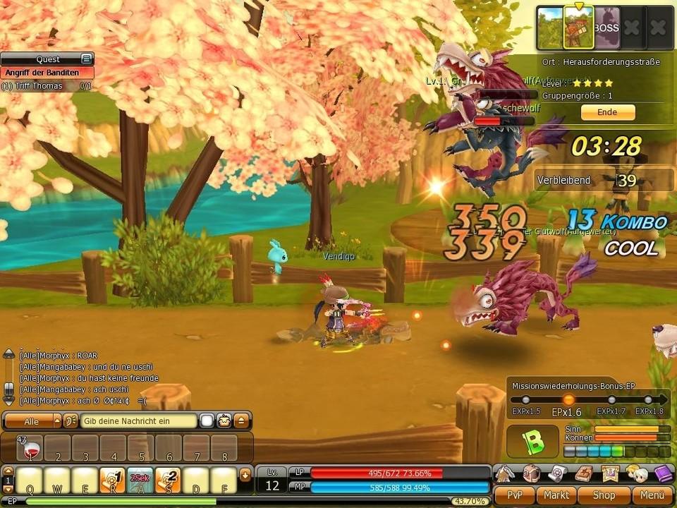Dragonica Klassen