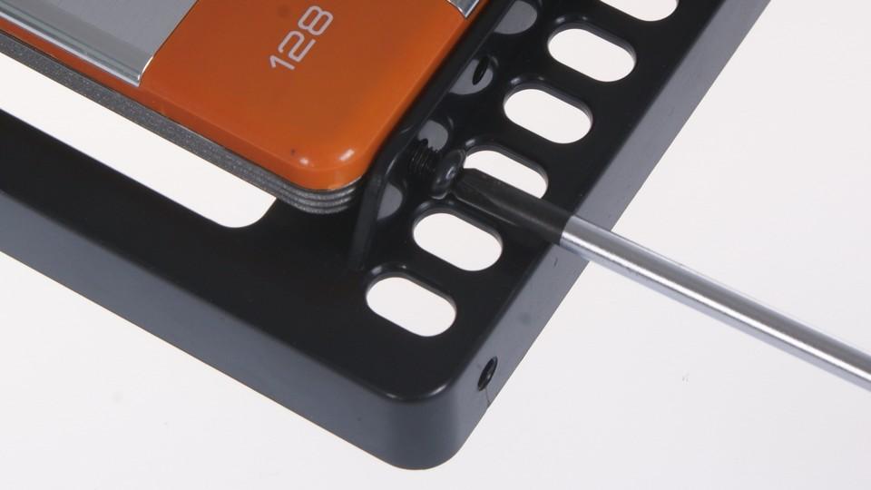 SSD-Festplatte einbauen - Schritt-für-Schritt-Anleitung