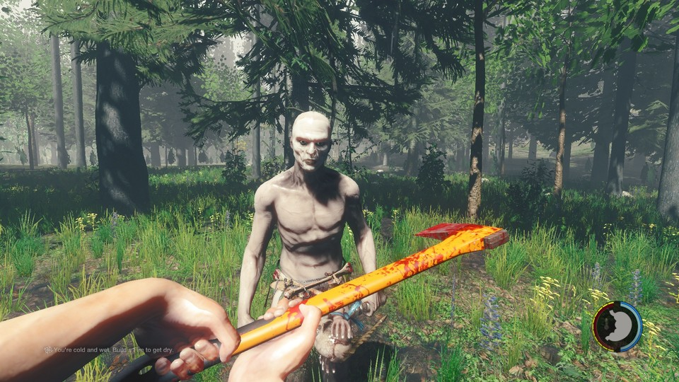 The Forest kommt bald aus dem Early Access auf Steam.