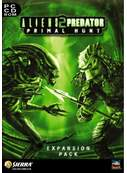Cover zu Aliens vs. Predator 2: Primal Hunt