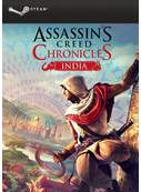 Cover zu Assassin's Creed Chronicles: India