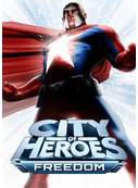 Cover zu City of Heroes Freedom