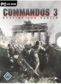 Cover zu Commandos 3: Destination Berlin