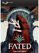Cover zu Fated: The Silent Oath