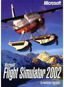 Cover zu Flight Simulator 2002
