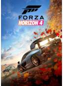 Cover zu Forza Horizon 4