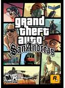 Cover zu Grand Theft Auto: San Andreas
