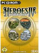 Cover zu Heroes of Might & Magic 4