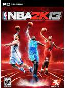Cover zu NBA 2K13