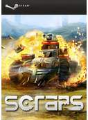 Cover zu Scraps: Modular Vehicle Combat